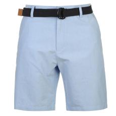 Kangol Oxford férfi rövidnadrág övvel kék L