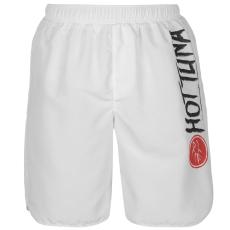 Hot Tuna Logo férfi úszónadrág fehér M