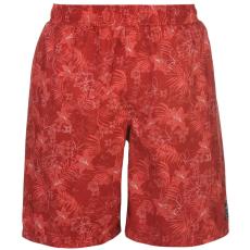 Hot Tuna Aloha férfi úszónadrág piros M
