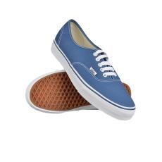 Vans U Authentic férfi vászoncipő kék 45