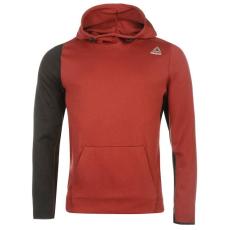 Reebok Cordura férfi kapucnis pulóver piros M