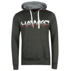 Tony Hawk Core Hoody férfi kapucnis pamut pulóver sötétszürke XL