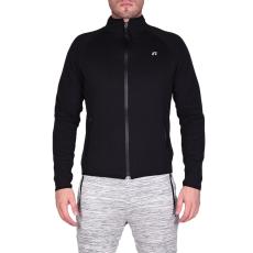 Russell Athletic Track Jacket férfi kapucnis cipzáras pulóver fekete L