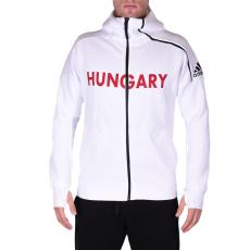 Adidas Zne Hoody Ray Hun férfi kapucnis cipzáras pulóver fehér L