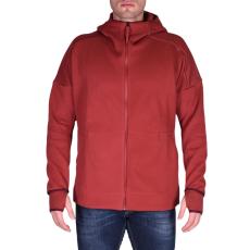 Adidas Zne Hoody férfi kapucnis cipzáras pulóver bordó M