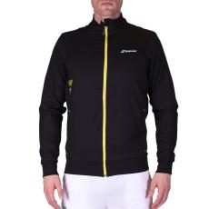 Babolat Core Club Jacket Men férfi sportpulóver fekete L