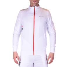 Babolat Core Club Jacket Men férfi sportpulóver fehér XXL