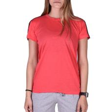 Adidas Ess 3s Slim Tee női póló rózsaszín L