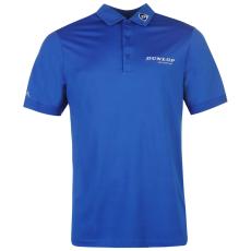 Dunlop Lightweight Endure férfi galléros póló kék XL