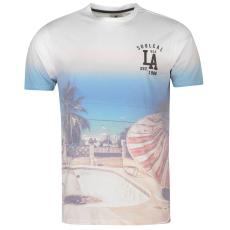 SoulCal Deluxe Hotel férfi póló fehér M