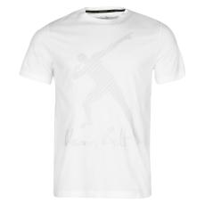 Puma Usian Bolt Graphic férfi póló fehér L