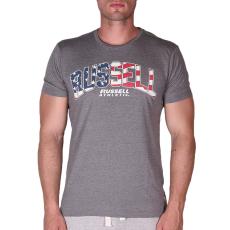 Russell Athletic Férfi póló szürke XL