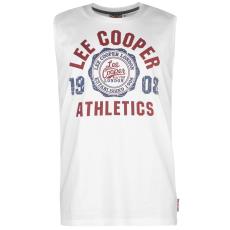 Lee Cooper Logo Tank férfi trikó fehér M