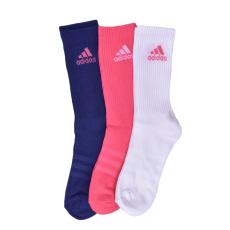 Adidas 3s Per Cr Hc 3p férfi magas szárú zokni kék 35-38