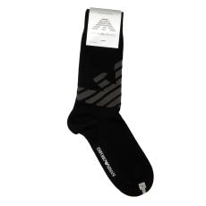 Emporio Armani Mens Knit Short Soc férfi zokni fekete