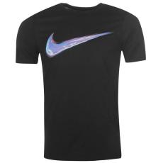 Nike Streak Swoosh QTT férfi póló fekete M