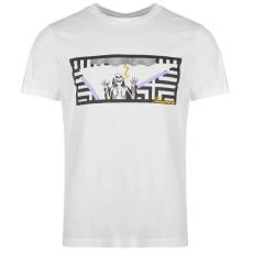 Official Paramore férfi póló fekete M