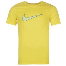 Nike Weekend Offender Sander Stripe férfi póló sárga XXL
