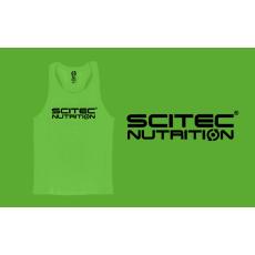 Scitec Nutrition SCITEC RACERBACK GREEN TANK TOP