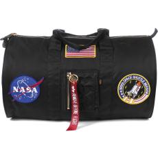 Alpha Industries DAY CRUISER BAG NASA - fekete