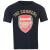 Source Lab Póló Source Lab Arsenal Football Club Core gye.