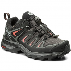 Salomon Bakancs SALOMON - X Iltra 3 Gtx W GORE-TEX 398685 20 V0 Magnet/Black/Mineral Red