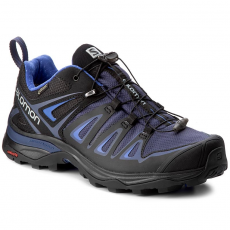 Salomon Bakancs SALOMON - X Ultra 3 Gtx W 400027 24 V0 Crown Blue/India Ink/Amparo Blue