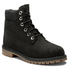 TIMBERLAND Bakancs TIMBERLAND - 6 In Premium Wp Boot A14ZO Black