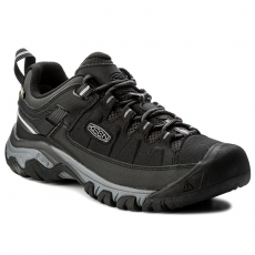 Keen Bakancs KEEN - Targhee Exp Wp 1017721 Black/Steel Grey