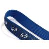 BEEZTEES póráz mancsminta kék 10/120 cm