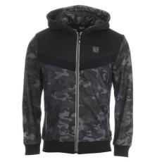 Everlast Premium férfi kapucnis cipzáras pulóver testszínű L