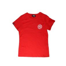 Dorko Drk Circle T-shirt Women Red női póló piros XS