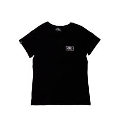 Dorko Drk Circle T-shirt Women Black női póló fekete S
