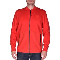 Puma Ferrari Sweat Jacket férfi parka kabát piros L