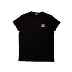 Dorko Dark Circle Logot férfi póló fekete XXL