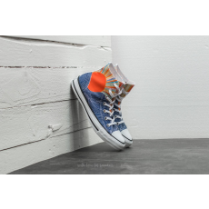 Converse Chuck Taylor All Star Hi Patriot Blue/ Pink/ White