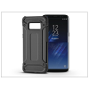 Haffner Samsung G950F Galaxy S8 ütésálló hátlap - Armor - fekete