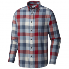 Columbia Out and Back II Long Sleeve Shirt Ing D (1552061-r_696-Red Spark)