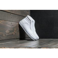 Vans Sk8-Hi Reissue Laceless (Leather) True White