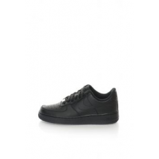 Nike , Air Force 1 '07 Bőr Sportcipő, Fekete, 12 (315122-001-12)
