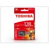 Toshiba 128 GB microSDXC™ UHS-I U3 Class 10 memóriakártya + SD adapter - Exceria M302/EA