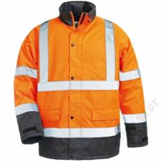 Coverguard ROADWAY narancs/kék pes kabát -L