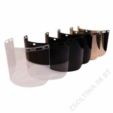 Earline® Látómező, 2mm aranygőzölt, sötét, DIN5