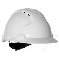 Cerva JSP MK8 EVO sisak Wr szellőzővel, fehér