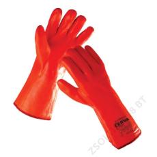 Cerva FLAMINGO kesztyű PVC narancs