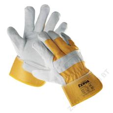 Cerva EIDER kombinált kesztyű, sárga