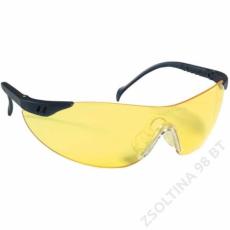 Lux Optical® STYLUX sárga karcmentes szemüveg