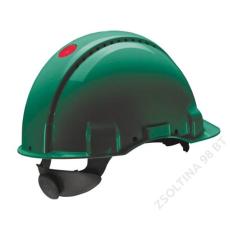Cerva 3M PELTOR G3000NUV sisak, zöld