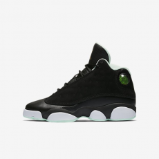 Nike Air Jordan XIII Retro Black Mint GG