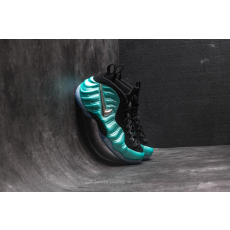 Nike Air Foamposite Pro Island Green/ Metallic Platinum
